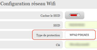Sécuriser son Wi-Fi sur Freebox V6