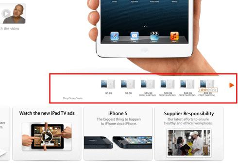 De nouvelles publicités générées par Yontoo vient polluer la fenêtre du navigateur Internet