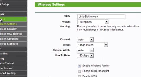 Comment effectuer les réglages principaux du réseau WiFi avec un routeur TP Link