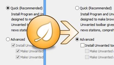 Automatiquement, Unchecky permet de personnaliser l'installation de logiciel pour éviter les applications tierces indésirables