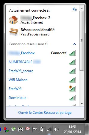 Comment accéder au réseau WiFi sous Windows