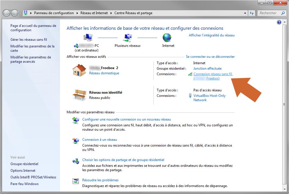 Windows Comment Retrouver Sa Cle Wi Fi Panoptinet