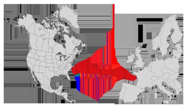 Liaison Internet intercontinentale (câble sous-marin)