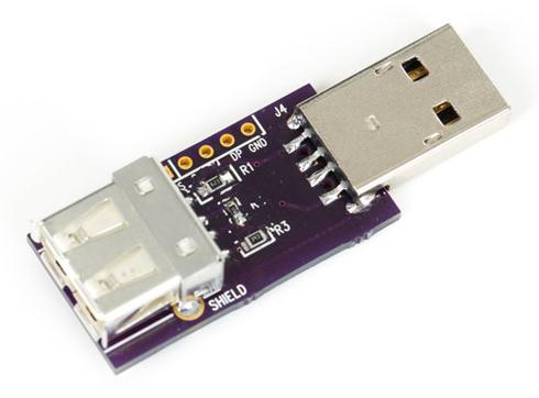 USB Condom ne paie pas de mine, mais il peut s'avérer très pratique pour protéger les données personnelles contenues dans un smartphone !