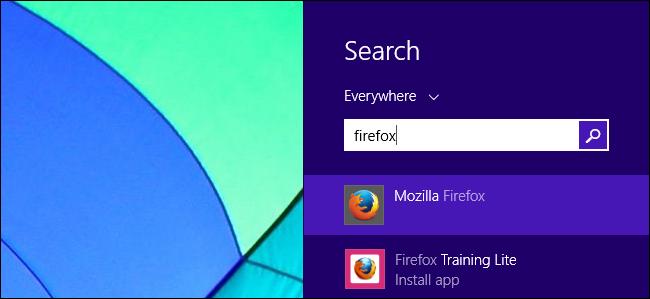 Les scams du Windows Store polluent même la recherche intégrée à Windows 8