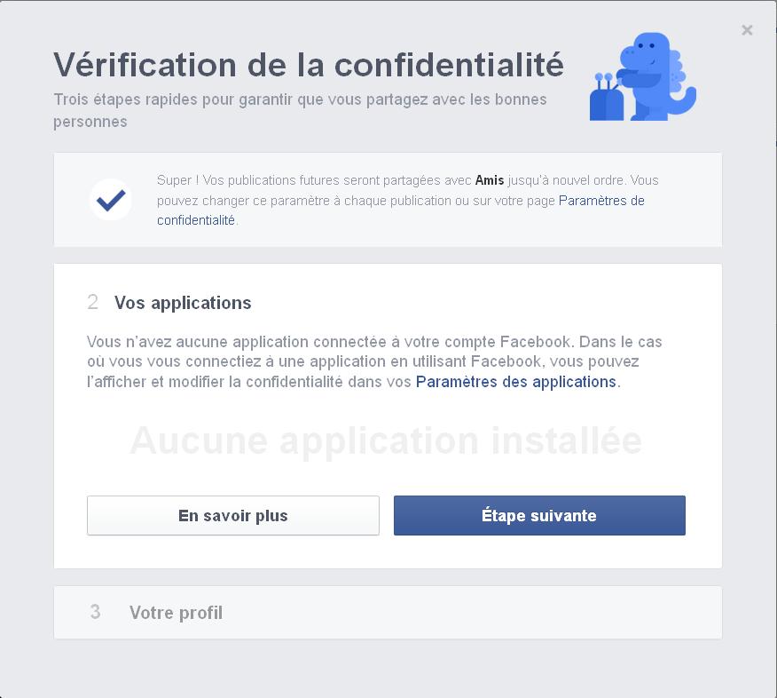 Les applications Facebook, c'est (parfois) le mal !